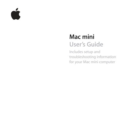 mac user guide