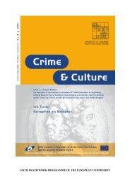 Korruption als Metapher - Universität Konstanz