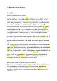 Begriffe/Formulierungen