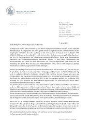 Jahresbilanz 2013 - Universität zu Lübeck