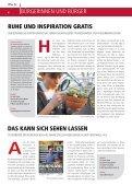 AZ-Beilage - Johannes Gutenberg-Universität Mainz - Page 6