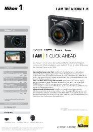 Erfahren Sie hier mehr über die Nikon 1
