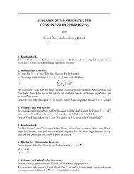 geo 3.pdf - Mathematisches Institut - GWDG