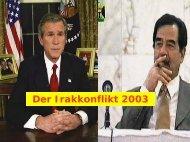6. Irakkrieg