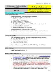 WS1314-1: Programm, Literaturhinweise, Termine und Prüfungsmodi