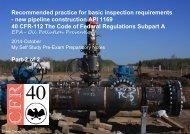 API 1169-Part 40 CFR 112 Part 2 of 2-EPA Oil Pollution Prevention
