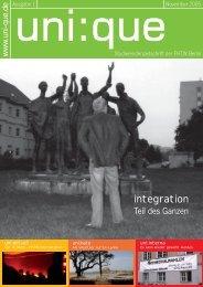 integration - uni:que
