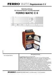 Bed.anl. 27.04.05 - ferro wärmetechnik