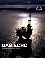 DAS ECHO | Sommer 2006 - Ferrostaal