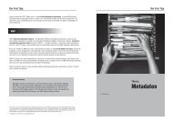 Metadaten - Optimal Foto