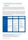 Weiterbildungs- programm - Universität Rostock - Page 7