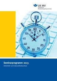 Aktuelles Seminarprogramm - Universität Rostock