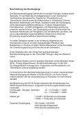 modulhandbuch bachelorstudiengang chemie - Universität Tübingen - Page 3