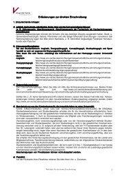 Merkblatt für die direkte Einschreibung - Universität Vechta
