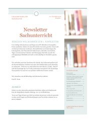 SU-Newsletter_November 2012 - Universität Vechta