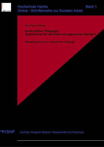 Download Leseprobe - Universität Vechta