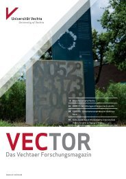 Download Vector Heft 1 / 2012 - Universität Vechta