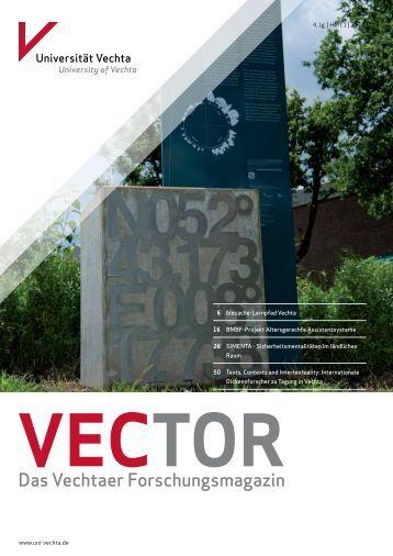 Download Vector Heft 1 / 2012 - Universität Vechta