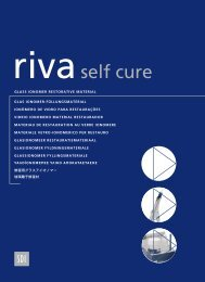 Download the Riva Self Cure brochure