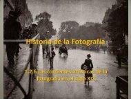 Las corrientes artísticas de la fotografía en el S. XIX. - Cámaras sin ...