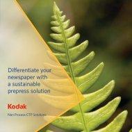 Prepress Solution - Kodak