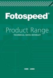 Technical Data - DigitalTruth Photo Source