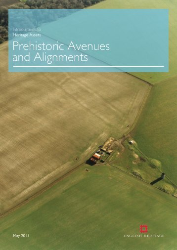 Prehistoric Avenues and Alignments - English Heritage