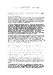 BATTLE ABBEY UND DAS SCHLACHTFELD ... - English Heritage