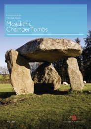 Megalithic Chamber Tombs - English Heritage