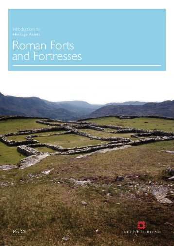 Roman Forts and Fortresses - English Heritage