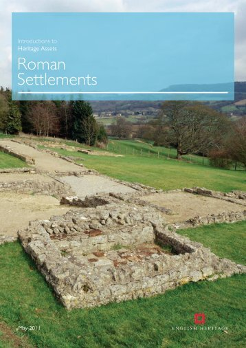 Introductions to Heritage Assets - Roman ... - English Heritage