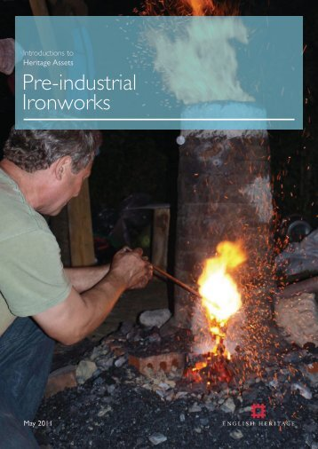 Pre-industrial Ironworks - English Heritage