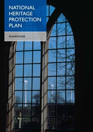 NHPP Plan Framework | PDF - English Heritage