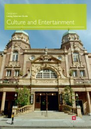 Designation Listing Selection Guide: Culture and ... - English Heritage