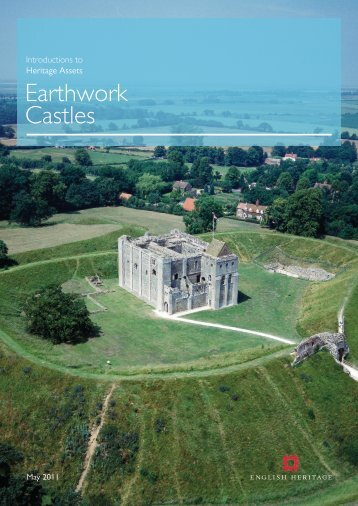 Introductions to Heritage Assets - Earthwork Castles - English Heritage