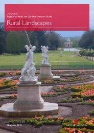 Rural Landscapes - English Heritage