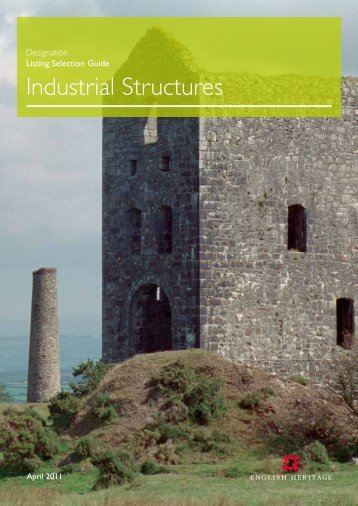 Industrial Structures - English Heritage