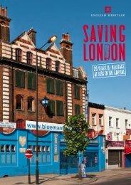 Saving London - English Heritage