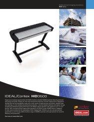 HD3630 large format Scanner