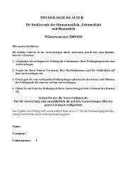 Klausur WS 2010-m.E