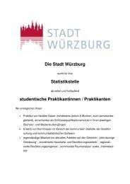 Praktika_Statistikstelle_Stadt Würzburg_10_2010