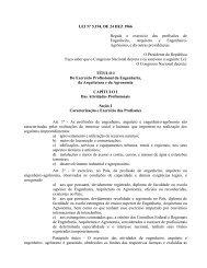 Legislação profissional - Uniara