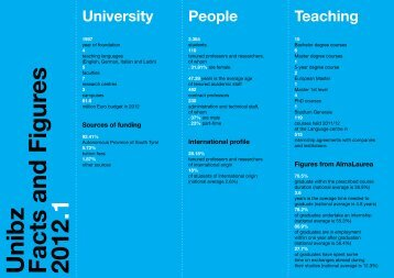 four-page brochure