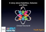 A story about Satellites, Galaxies and Stars - UNICA