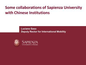 Presentazione di PowerPoint - UNICA