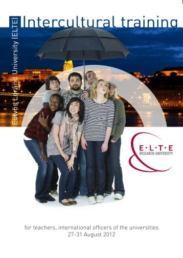 intercultural training ELTE.pdf - UNICA