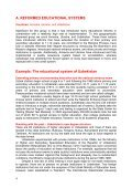 Reforming the educational systems of the former Soviet Union - UNICA - Page 4