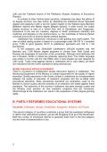Reforming the educational systems of the former Soviet Union - UNICA - Page 5