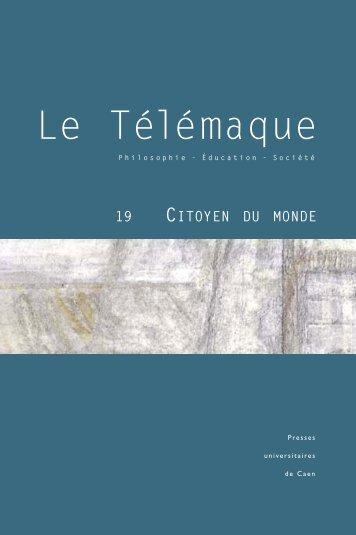 """Télécharger le document """"sommaire"""" - Université de Caen Basse ..."""