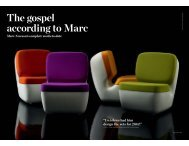 The gospel according to Marc - Unica Home